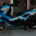 decal nmax biru maxgraphica cutting sticker sidoarjo