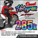 Harga terbaru Sticker Decal CRF Hologram